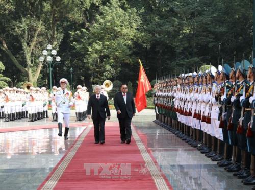 Tình hữu nghị Việt – Lào tiếp tục vững bền  - ảnh 3