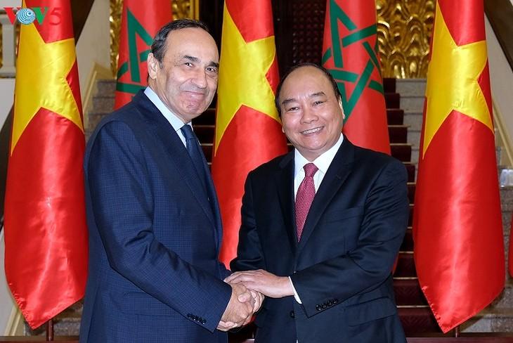 Việt Nam - Maroc nỗ lực cải thiện kim ngạch song phương - ảnh 1