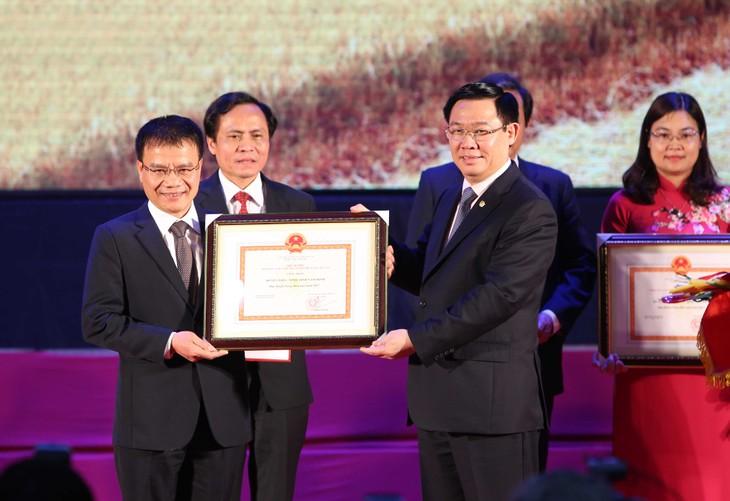Phó Thủ tướng Vương Đình Huệ: Nam Định sẽ là tỉnh nông thôn mới đầu tiên - ảnh 1