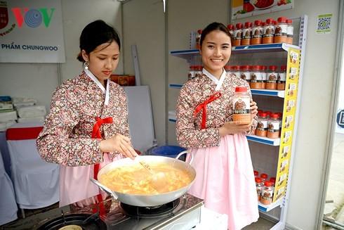 Ngày hội ẩm thực và văn hóa châu Á 2018  - ảnh 1