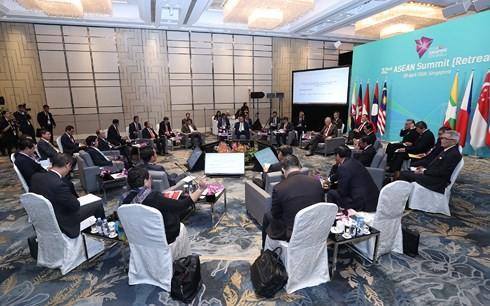 Thủ tướng Nguyễn Xuân Phúc dự Hội nghị Cấp cao ASEAN lần thứ 32 - ảnh 1