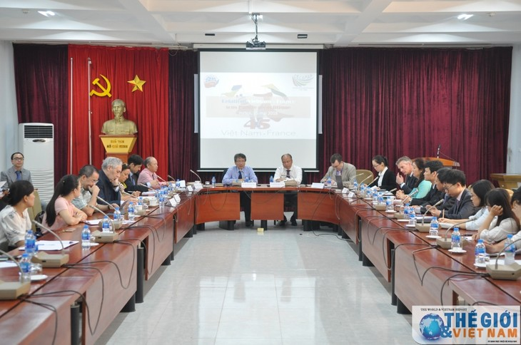 Quan hệ Việt Nam- Pháp dưới góc độ địa chính trị - ảnh 1