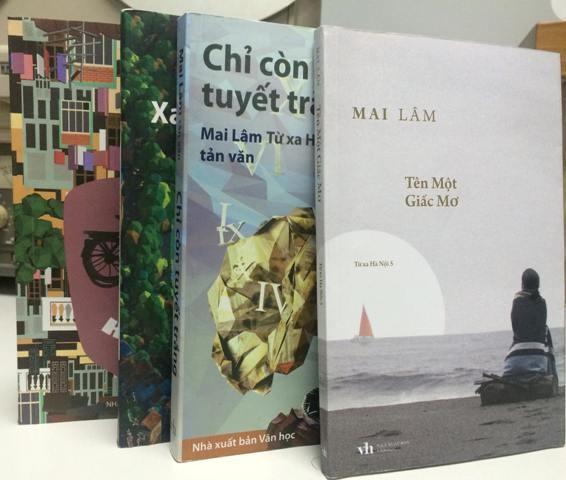 Tác giả Mai Lâm: Thì kể chuyện Chơi... cùng Hà Nội - ảnh 2