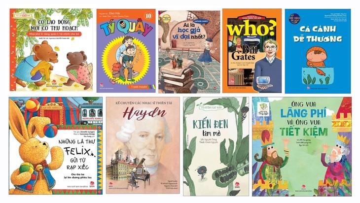 NXB Kim Đồng phát động Đọc sách xuyên mùa hè - ảnh 1