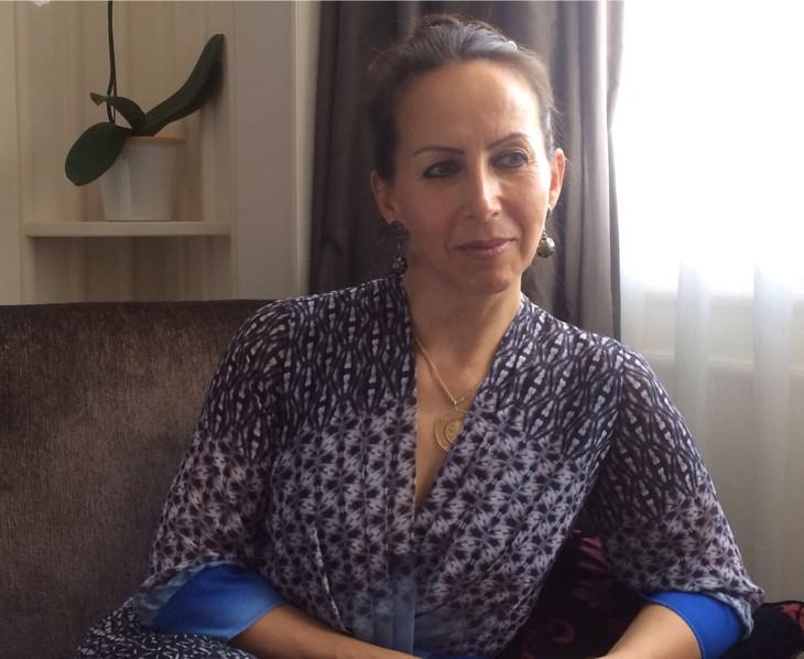 Isabelle Müller: Chia sẻ những giấc mơ của chim phượng hoàng - ảnh 3