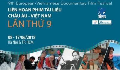 Liên hoan Phim Tài liệu châu Âu-Việt Nam lần thứ 9 - ảnh 1