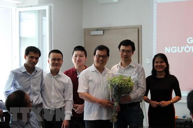 Thành lập Hội trí thức và chuyên gia Việt Nam tại Thụy Sĩ - ảnh 1
