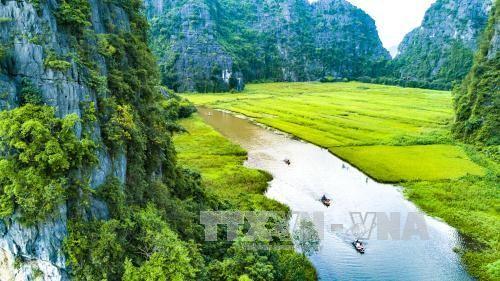 Khai mạc Tuần du lịch Ninh Bình Sắc vàng Tam Cốc - Tràng An - ảnh 2