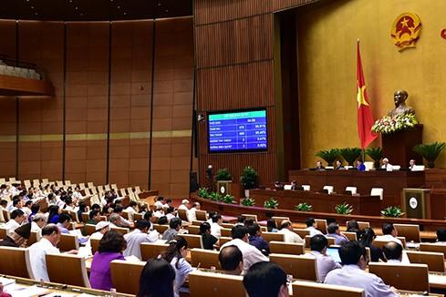 Ý kiến của cử tri về việc Quốc hội thông qua Luật An ninh mạng - ảnh 1