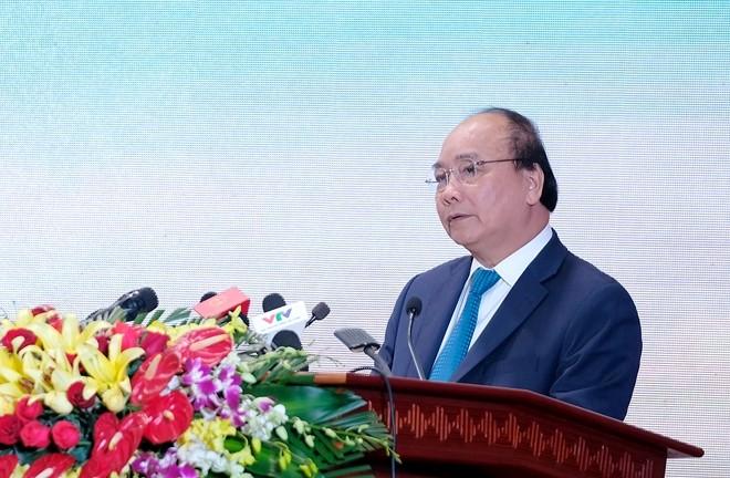 Thủ tướng Nguyễn Xuân Phúc: Thời gian tới, Sóc Trăng sẽ là địa điểm thu hút các nhà đầu tư - ảnh 1