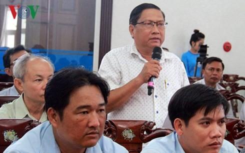 Chủ tịch Quốc hội tiếp xúc cử tri tại Cần Thơ - ảnh 4
