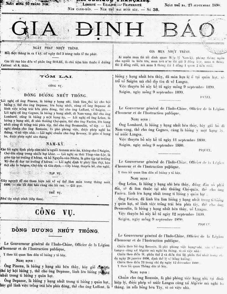 Vai trò của báo chí trước những năm 1945: Như một kênh đưa văn học đến với công chúng - ảnh 1