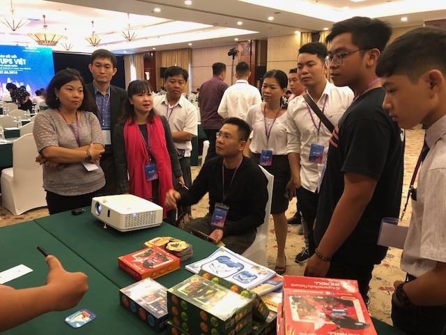 Bế mạc Diễn đàn kết nối Startup Việt trong và ngoài nước - ảnh 5