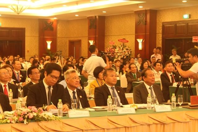 Đại hội lần thứ 3 Hiệp hội doanh nhân Việt Nam ở nước ngoài - ảnh 1