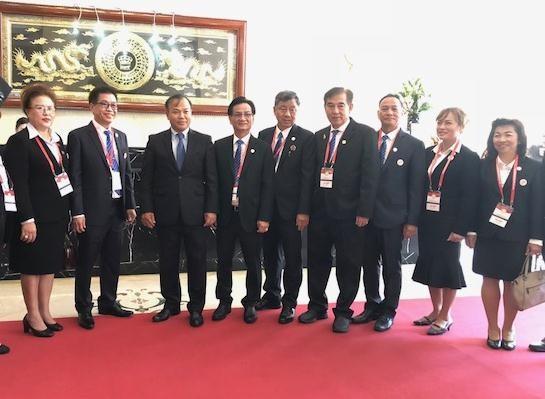 Đại hội lần thứ 3 Hiệp hội doanh nhân Việt Nam ở nước ngoài - ảnh 6