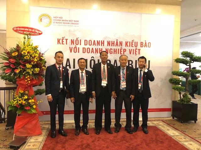 Đại hội lần thứ 3 Hiệp hội doanh nhân Việt Nam ở nước ngoài - ảnh 7