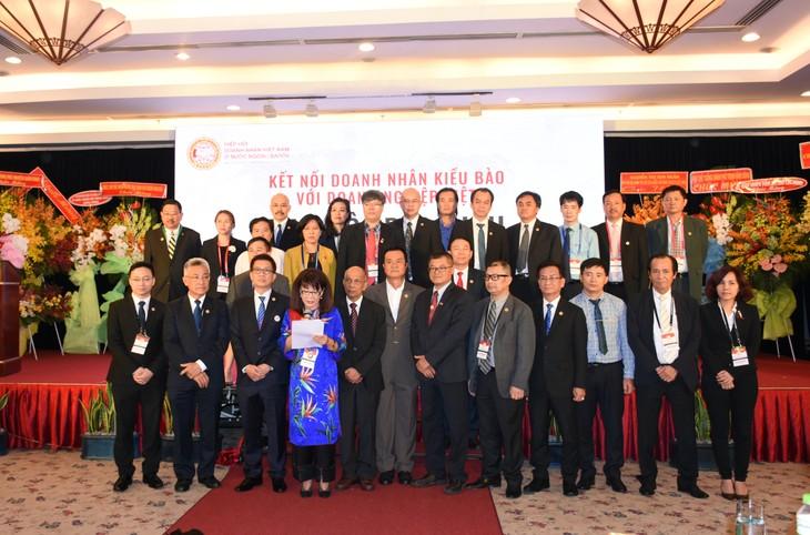 Đại hội lần thứ 3 Hiệp hội doanh nhân Việt Nam ở nước ngoài - ảnh 5