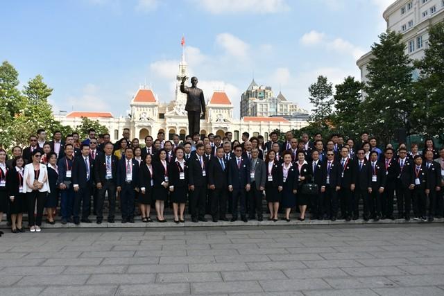 Đại hội lần thứ 3 Hiệp hội doanh nhân Việt Nam ở nước ngoài - ảnh 2