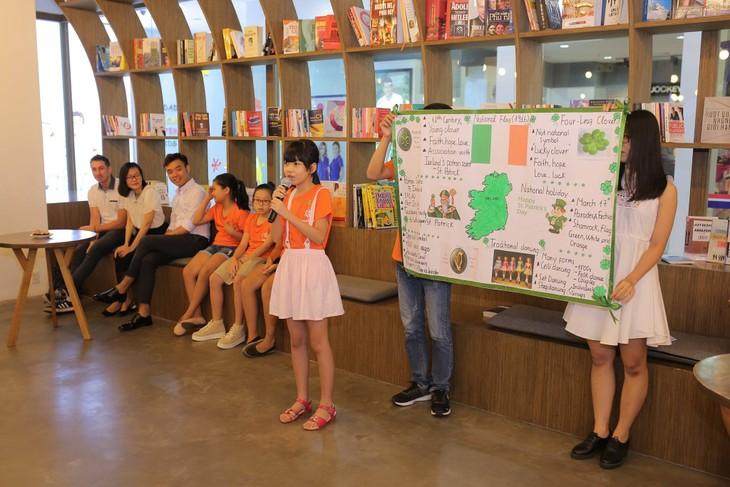 Cuộc thi Dịch sách tranh tài - Giọng đọc tương lai 2018 - ảnh 4