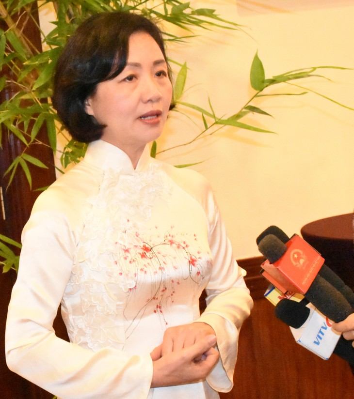 Thạch Lê Anh:  Ước mơ Việt Nam có một thị trường về vốn - ảnh 1