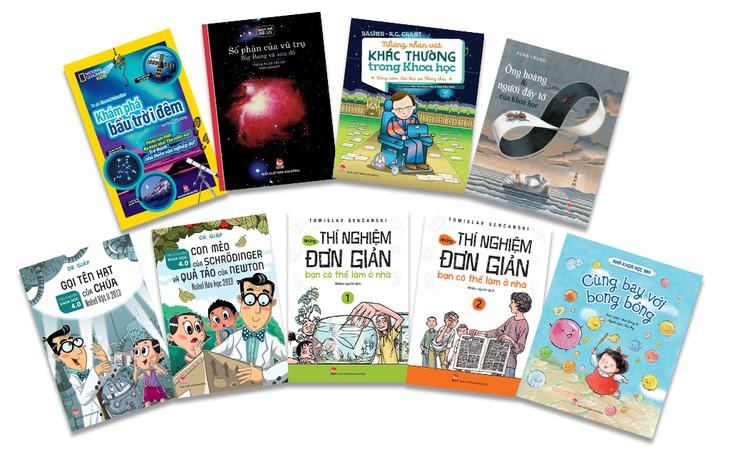 Nhà xuất bản Kim Đồng mang gần 3 vạn bản sách đến Hội sách Mùa Thu 2018 - ảnh 1