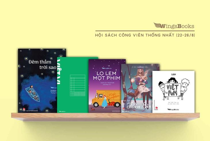 Nhà xuất bản Kim Đồng mang gần 3 vạn bản sách đến Hội sách Mùa Thu 2018 - ảnh 3