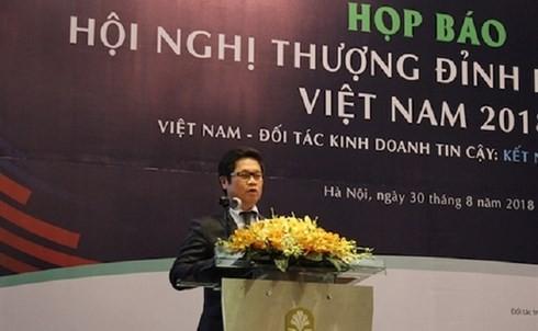 Hội nghị thượng đỉnh Kinh doanh Việt Nam lần đầu tiên - ảnh 1