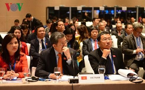 Khai mạc đại hội đồng liên nghị viện Đông Nam Á lần thứ 39 - ảnh 3