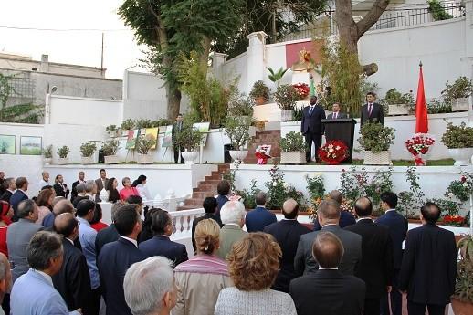 Kỷ niệm Quốc khánh 2/9 tại Algeria - ảnh 1