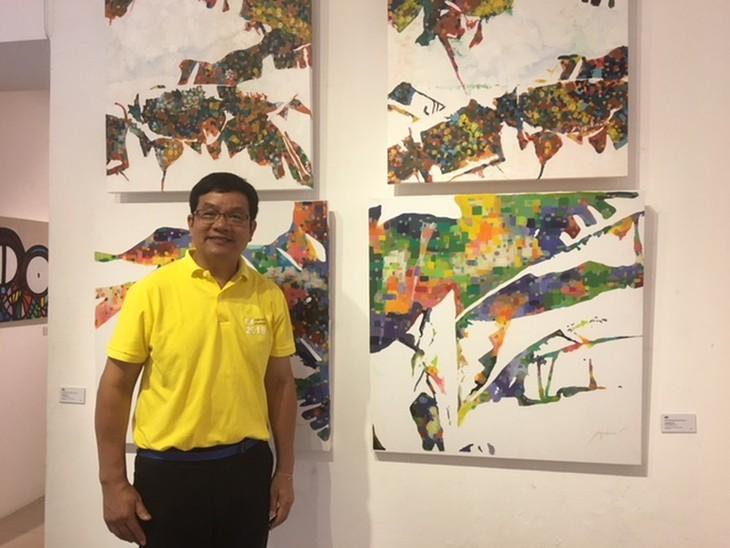 Giao lưu nghệ sĩ Việt Nam và Châu Á: hiệu quả cả về nghệ thuật và quảng bá - ảnh 3