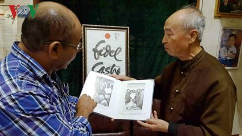 Nhân dân Quảng Trị nhớ mãi hình ảnh Fidel Castro - ảnh 2