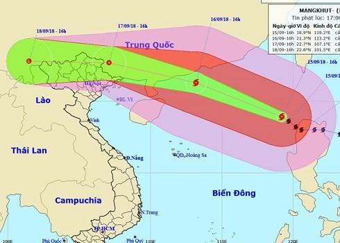 Công điện của Thủ tướng về ứng phó khẩn cấp bão số 6 và mưa lũ - ảnh 1