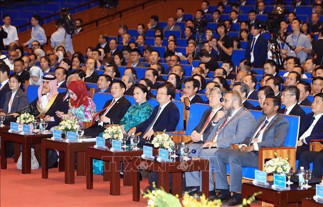 Khai mạc Đại hội Kiểm toán Châu Á lần thứ 14 - ảnh 1
