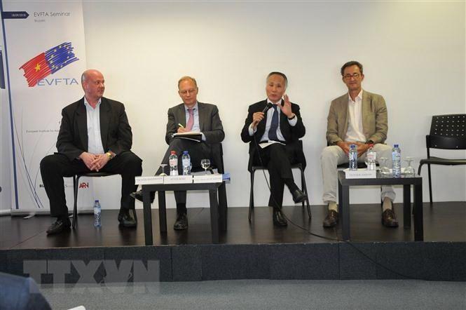 Việt Nam quyết tâm theo đuổi môi trường thương mại và đầu tư mở - ảnh 1