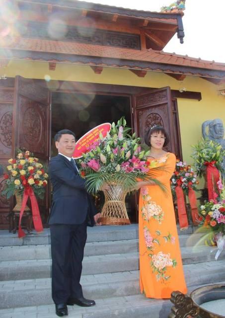 Lần đầu tiên Việt Nam có ngôi chùa được công nhận tại Hungary - ảnh 12