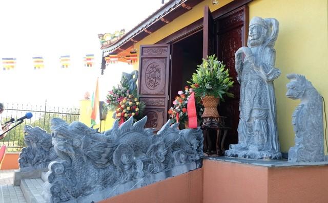 Lần đầu tiên Việt Nam có ngôi chùa được công nhận tại Hungary - ảnh 15