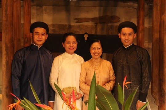 Tiến sĩ Thái Kim Lan: muốn thêm một địa chỉ văn hóa cho Huế - ảnh 1