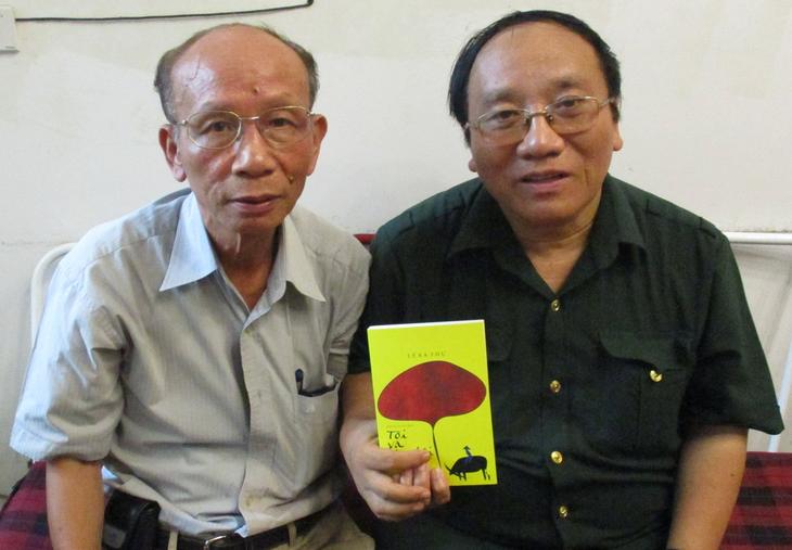 """""""Tôi và làng tôi"""": Cuốn sách đậm văn hóa làng - ảnh 2"""