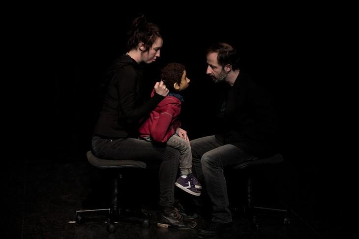 Hấp dẫn vở diễn Gaspard tại Liên hoan múa rối quốc tế - ảnh 2