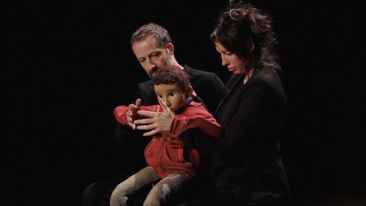 Hấp dẫn vở diễn Gaspard tại Liên hoan múa rối quốc tế - ảnh 1