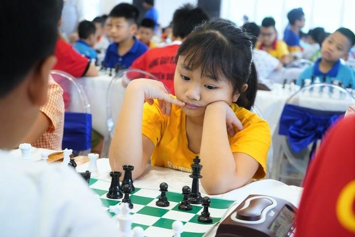 10 Năm Cúp Kim Đồng đồng hành với thế hệ tương lai của cờ vua Việt Nam - ảnh 2