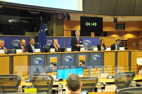 Điều trần tại Nghị viện châu Âu về Hiệp định tự do thương mại Việt Nam-EU - ảnh 1