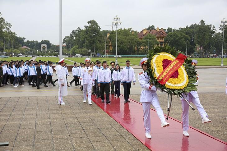 Các hoạt động tại Đại hội Hội sinh viên Việt Nam lần thứ 10 - ảnh 2