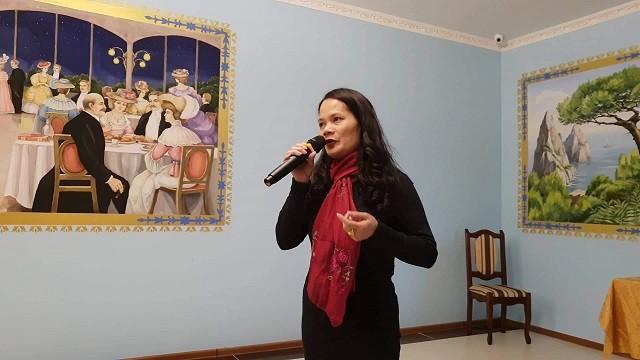Mối duyên đối với thi ca Ucraina đương đại - ảnh 2