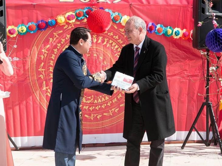 Cộng đồng người Việt tại Síp đón mừng Xuân mới Kỷ Hợi - ảnh 19
