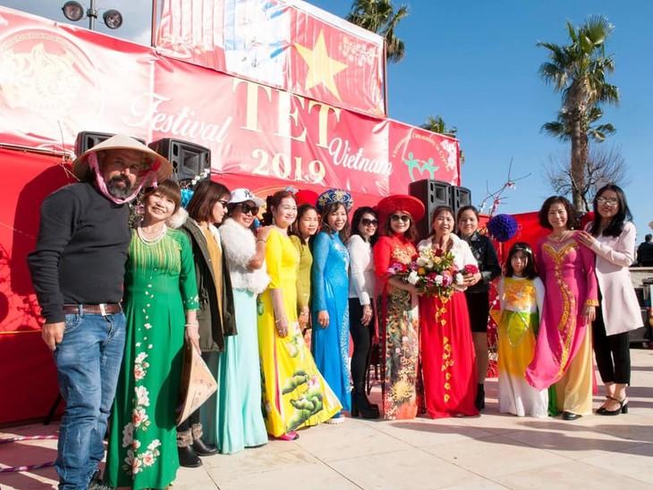Cộng đồng người Việt tại Síp đón mừng Xuân mới Kỷ Hợi - ảnh 36