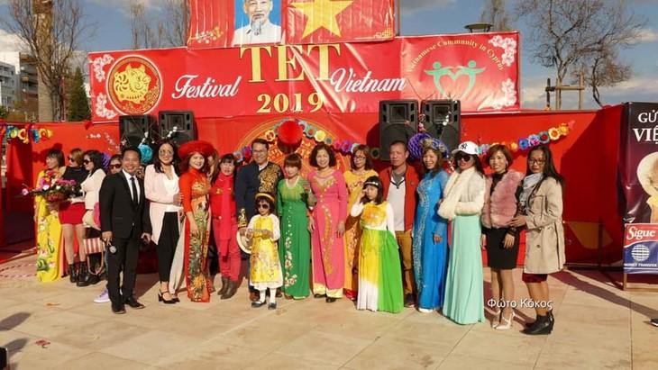 Cộng đồng người Việt tại Síp đón mừng Xuân mới Kỷ Hợi - ảnh 35