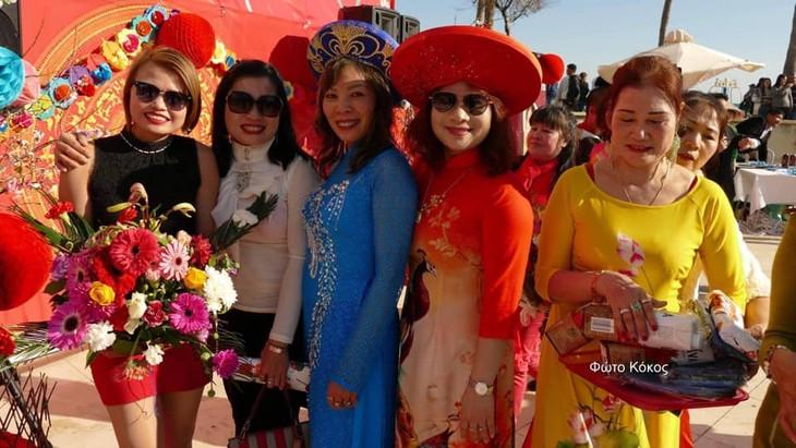 Cộng đồng người Việt tại Síp đón mừng Xuân mới Kỷ Hợi - ảnh 33