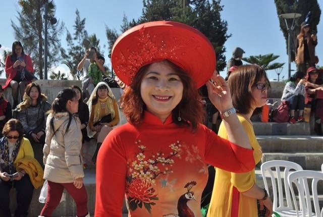 Cộng đồng người Việt tại Síp đón mừng Xuân mới Kỷ Hợi - ảnh 28