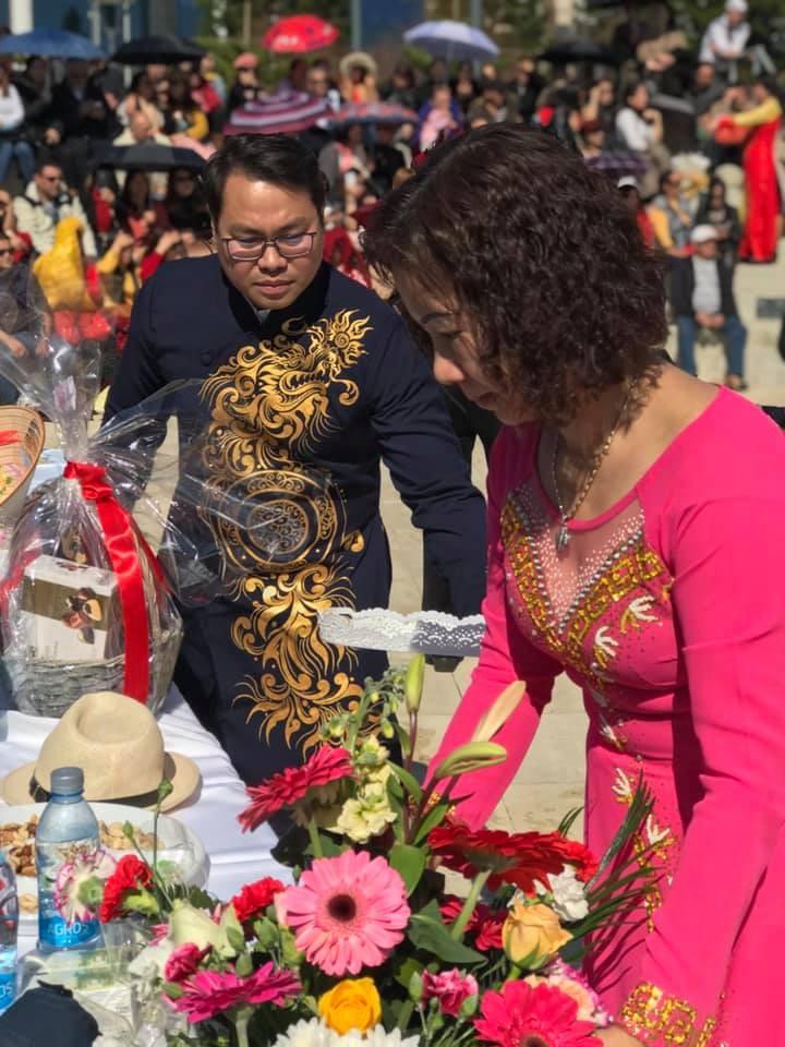 Cộng đồng người Việt tại Síp đón mừng Xuân mới Kỷ Hợi - ảnh 18